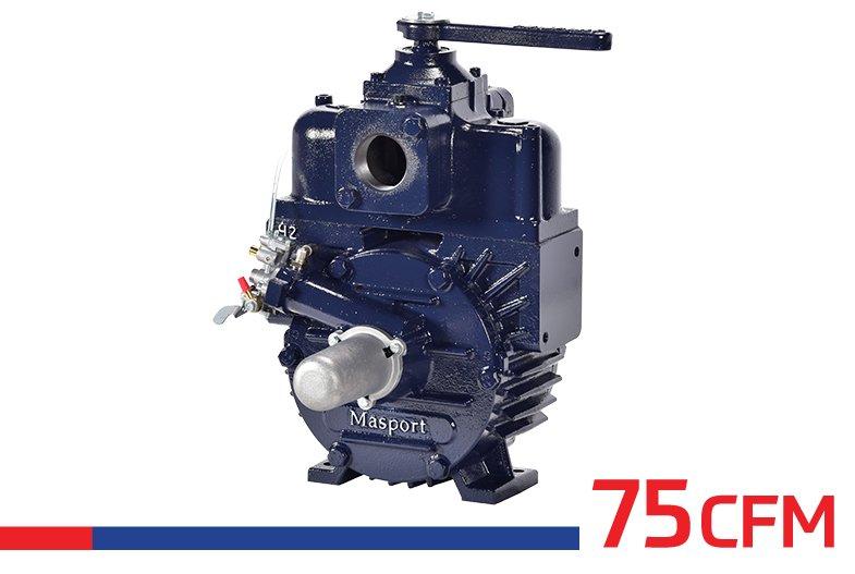 HXL2 Rotary Vane Pump