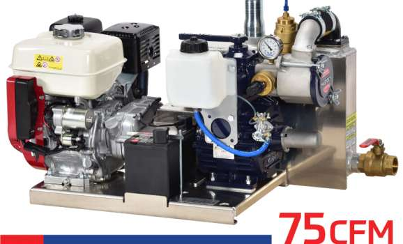 Pro Pack Complete 750 Engine Drive System