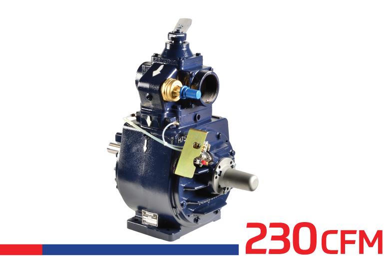 HXL75WV Rotary Vane Pump