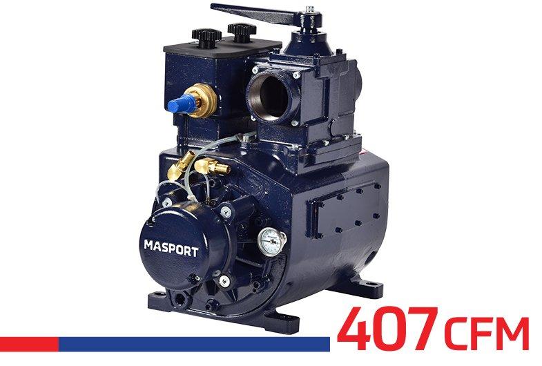 HYDRA Rotary Vane Pump