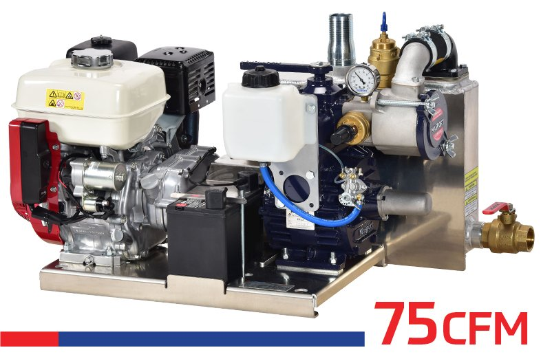 Pro Pack 750 Engine Drive System