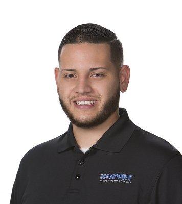 Matt Mendiola - Sales Manager